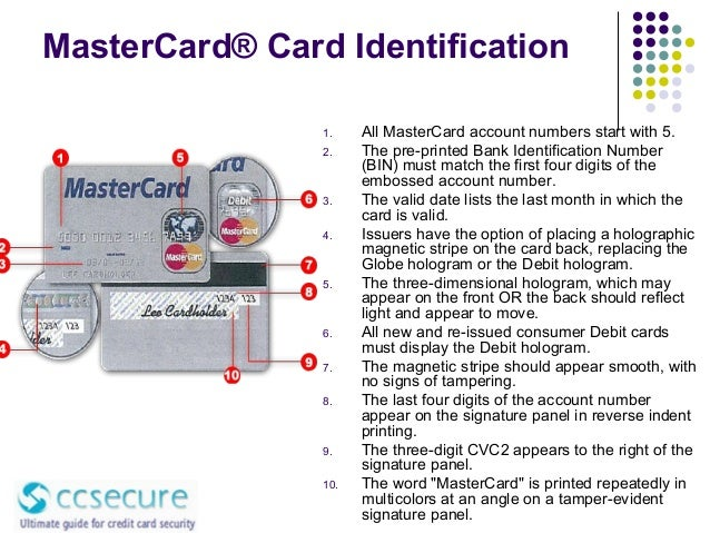 how to create mastercard account