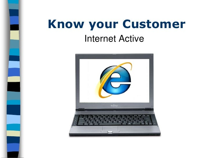 Know your Customer     Internet Active