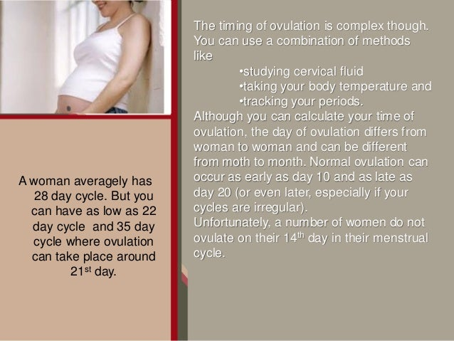 Know Your Ovulation Day To Get Pregnant