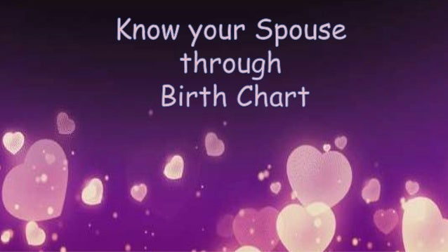 32 Spouse In Vedic Astrology - All About Astrology