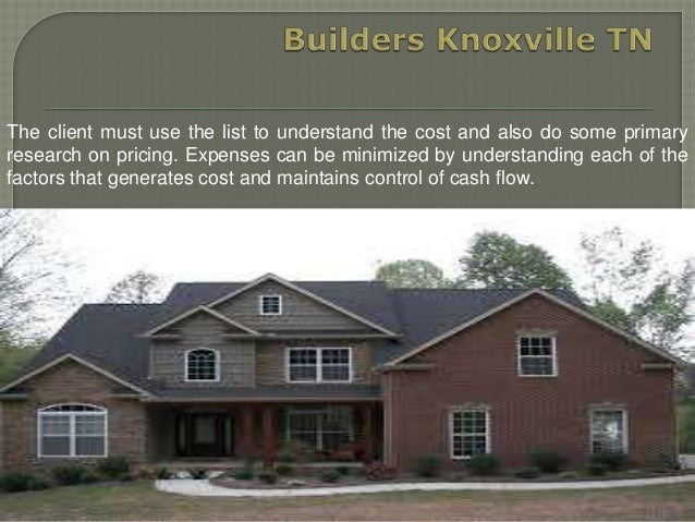Knoxville home builder for Home builders in knoxville tennessee