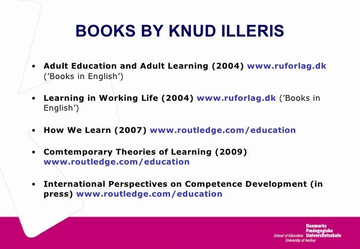 Leren & Ontwikkelen: Knud Illeris