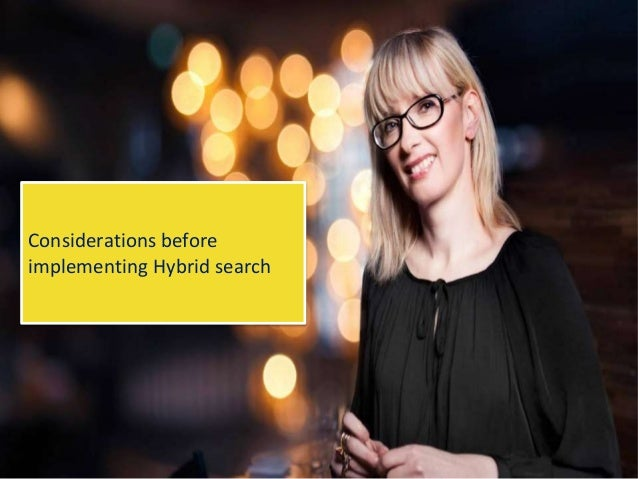 Will it be okay for your company that the search index is stored in the cloud? How will the cost be to have your index sto...