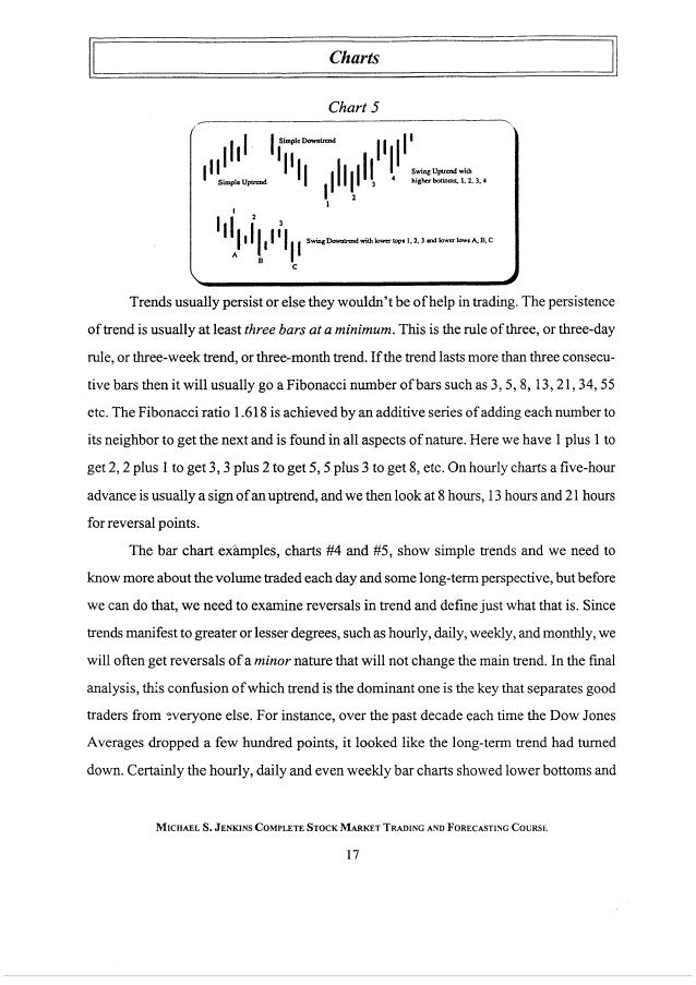 Könyvek - Jenkins and Gann - Complete Stock Market Trading