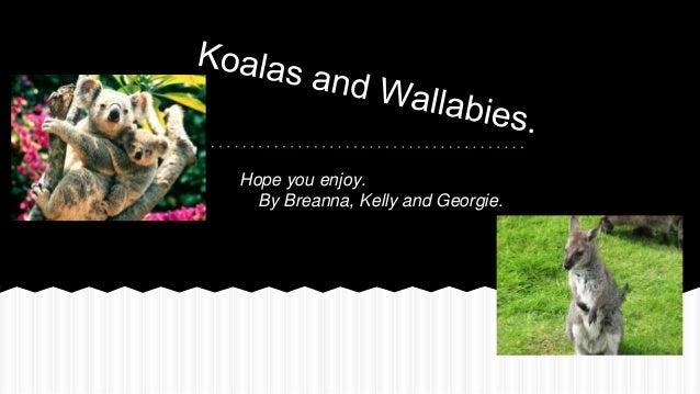Hope you enjoy. By Breanna, Kelly and Georgie.