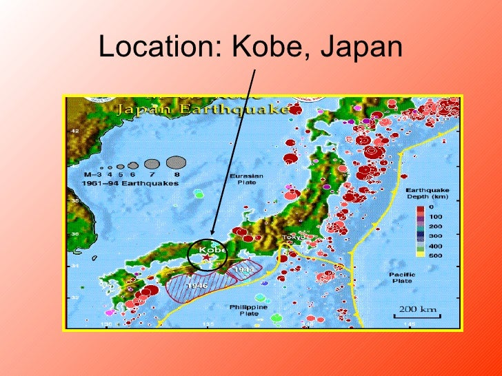 Kobe Earthquake 1995
