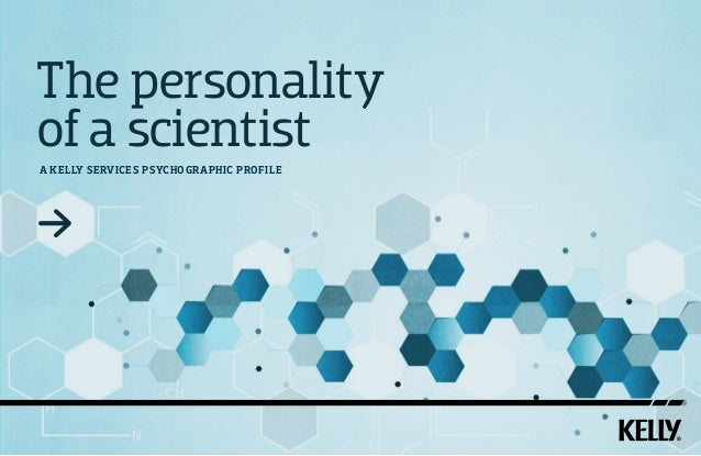 The Personality of a Scientist