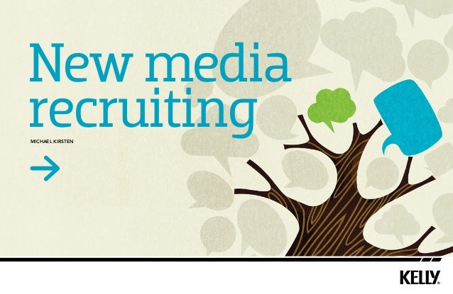 New media recruitingMichael Kirsten