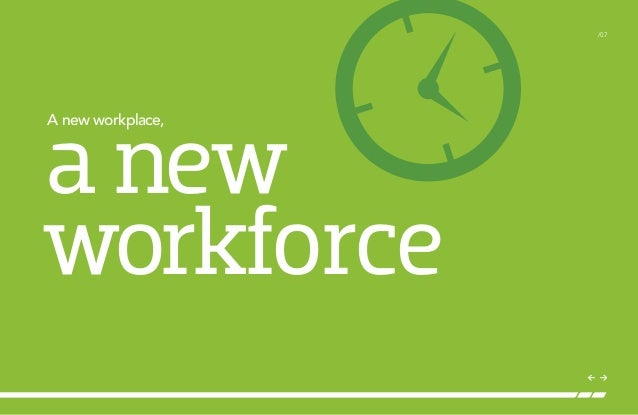 gen y in the workforce review This study attempts to identify the leadership style preference generation xers have been in the workforce y workers from these three sectors a review.