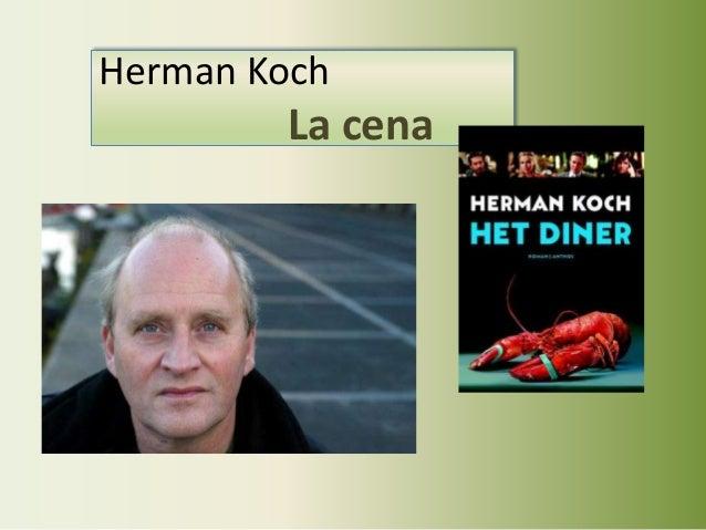 Herman Koch La cena