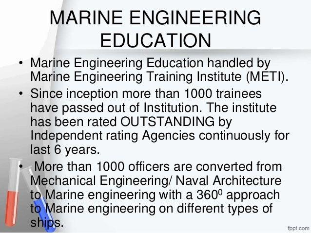 The Maritime Engineering Salary In India {Forum Aden}