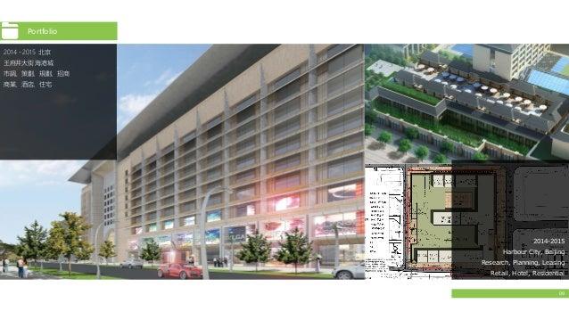 09 2014-2015 Harbour City, Beijing Research, Planning, Leasing Retail, Hotel, Residential 2014﹣2015 北京 王府井大街 海港城 市調、策劃、規劃、...