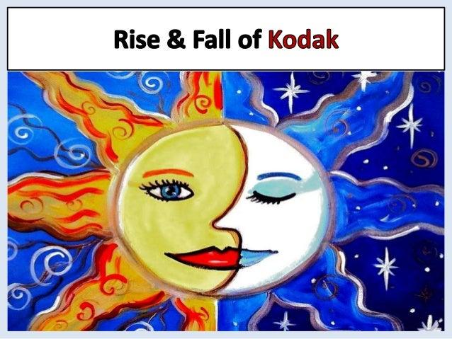 The Demise of Kodak: Five Reasons