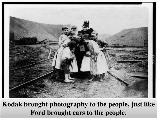 """the rise and fall of eastman kodak It was that loyal contingent of """"soccer moms"""" that funded kodak's inexorable rise:  they took more pictures than everyone else, printed them,."""