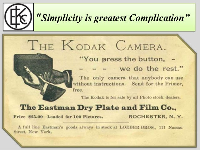 the rise and fall of eastman kodak What are the key objectives for eastman kodak that encompass the operational, financial, human resource aspects of the business how are these objectives essential to the success of the company within the cloud service industry.