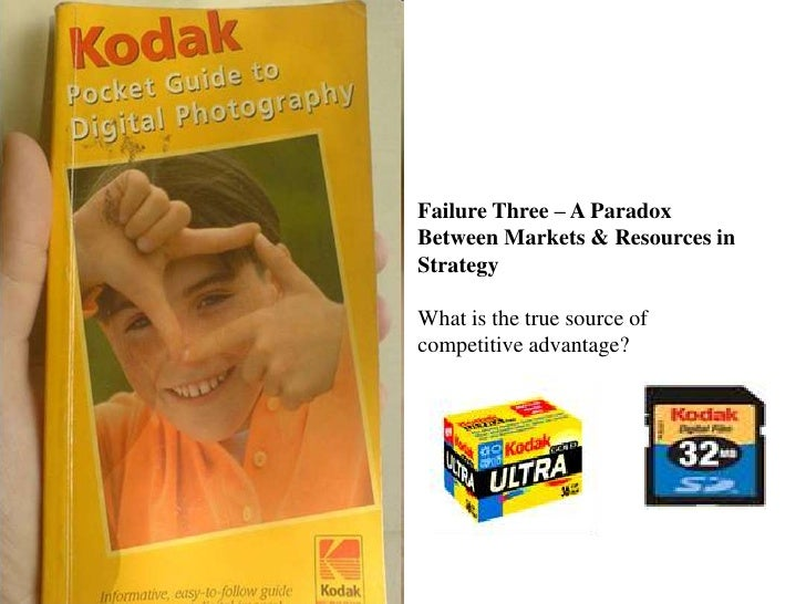 kodak strategic plan The mantra of american business is growth business leaders employ multiple strategies like buying out the competition and innovating products however, things go.