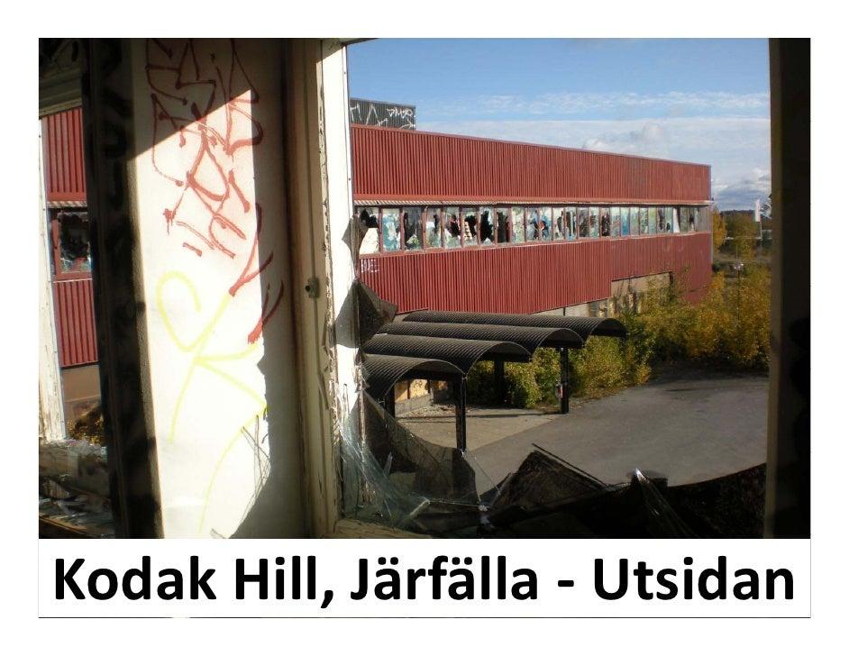 KodakHill,Järfälla‐ Utsidan