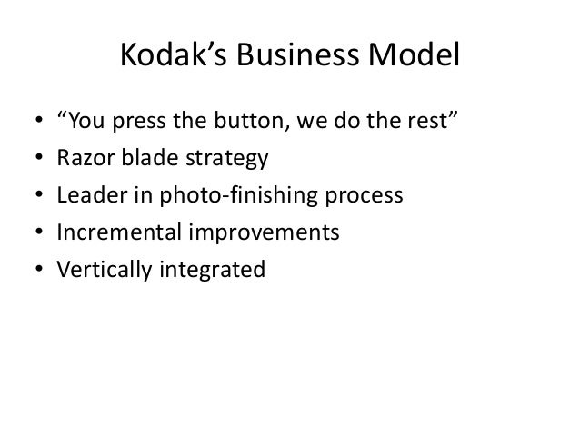 kodak business analysis A strategic analysis what went wrong at eastman kodak  what went wrong at eastman kodak 6 reuters, retrieved 10th december 2005, wwwonesourcecom 7 rolls refers to the traditional 35mm film rolls,  kodak's core business, by digital technology was already in full swing.