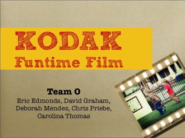 eastman kodak company funtime film case study