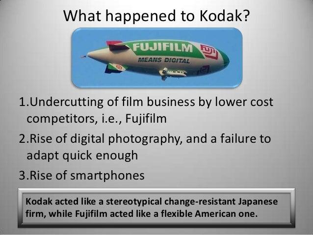 What Happened to Kodak? Slide 2