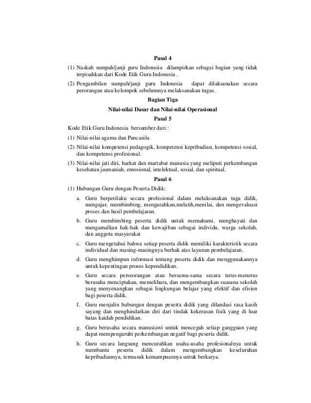 kode etik Kode etik kedokteran indonesia (kodeki) tahun 2012 bisa dibaca dan download di halaman ini.