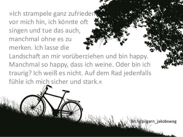 Zitate zum jakobsweg - Zitate singen ...