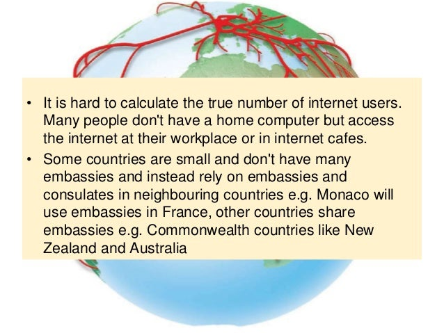 • Some countries choose to stay neutral and not join international organisations e.g. Switzerland - this does not mean the...