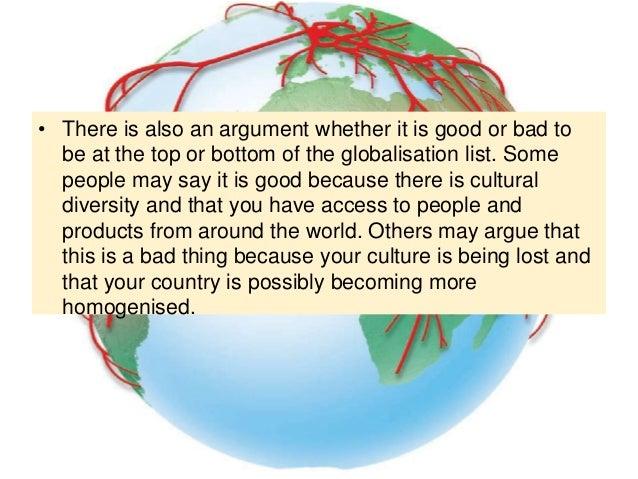 Kof index of globalisation