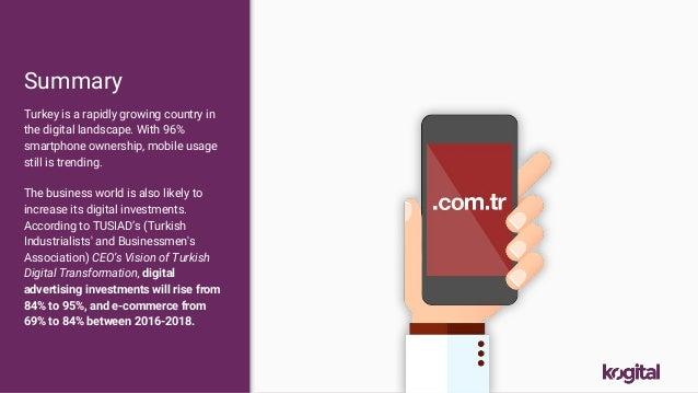 Digital Turkey 2016 - Turkey's Digital Marketing Statistics Slide 2