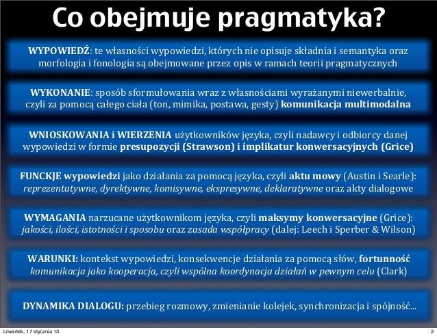 Kogni2012 11-pragmatyka Slide 2