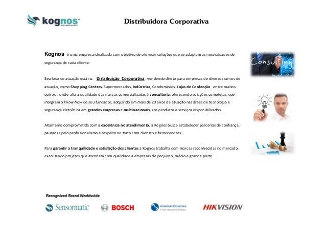 Kognos é uma empresa idealizada com objetivo de oferecer soluções que se adaptam as necessidades de segurança de cada clie...