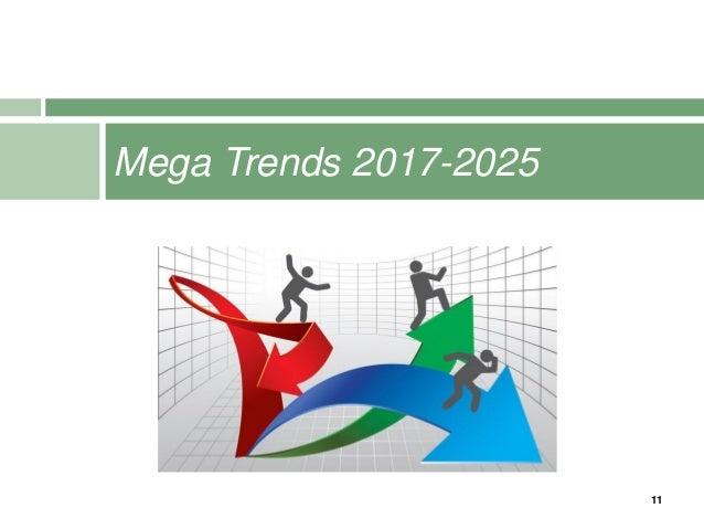 Mega Trends 2017-2025 11