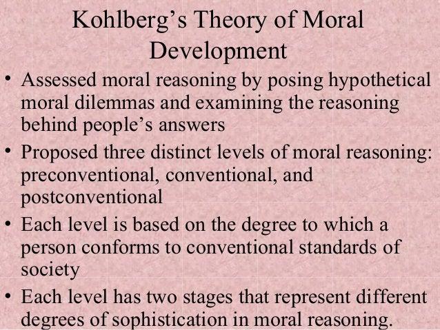 Kohlberg Theory of Moral Development