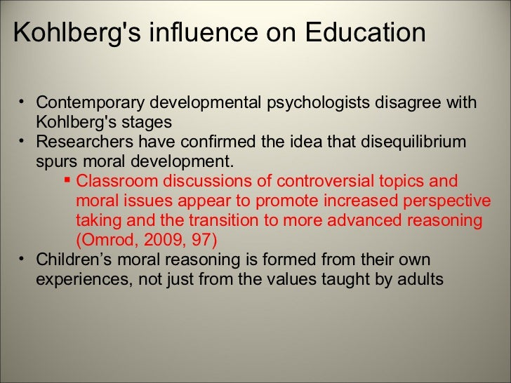 kohlberg essays on moral development volume 1 View and download moral development essays examples also discover topics, titles, outlines, thesis statements, and conclusions for your moral development essay.