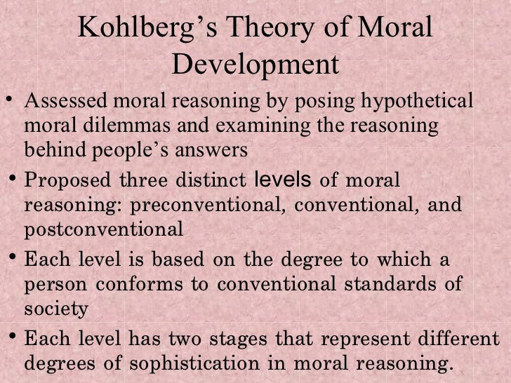 kohlberg s stages of moral development applied to the characters in les miserables Gilligan's original complaint against kohlberg's theory was that it didn't accurately reflect the moral development of women in the victor hugo story les misérables, a character named valjean steals a loaf of bread to feed a starving child.