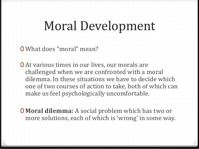 developing a personal moral theory Personality and personality development 1 the trait approach 4 the social-cognitive approach personality theories: • moral compass.