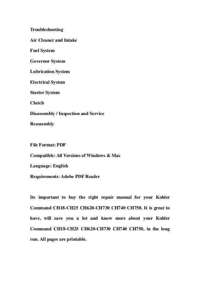 kohler command ch18 ch25 ch620ch730 ch740 ch750 service repair workshop manual download 2 638 ramvac bison s1 wiring diagram ramvac bulldog maintenance \u2022 indy500 co vision spinner 2 wiring diagram at suagrazia.org
