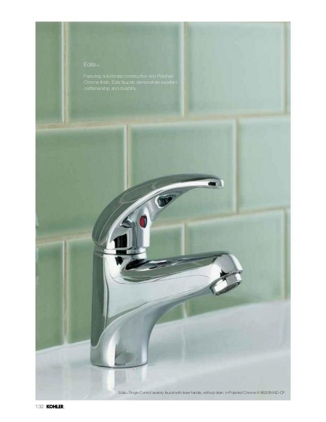 Kohler faucets