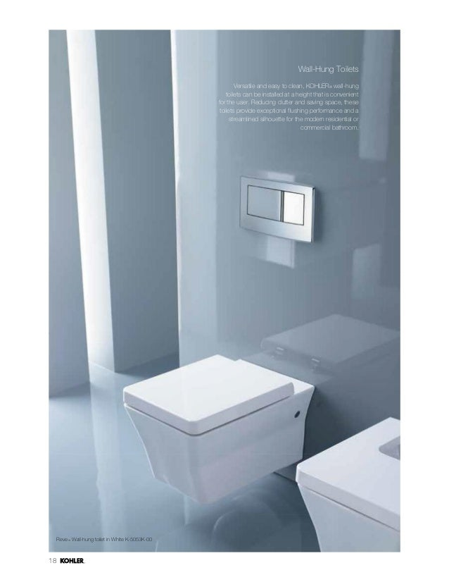 Kohler sanitary