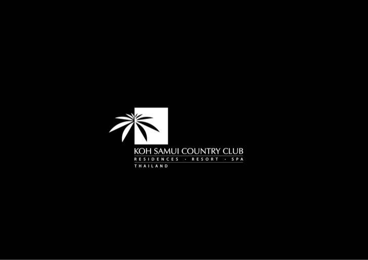 Koh Samui Country Club