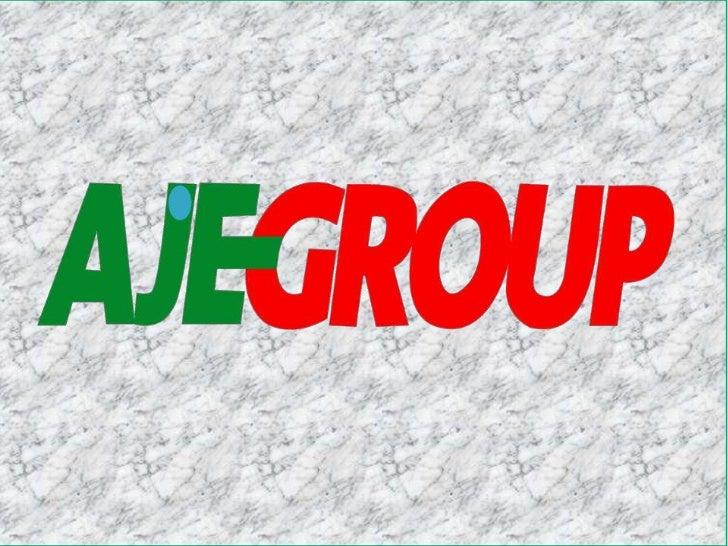 HISTORIAAJEGROUP, también llamada Grupo Aje, es una empresade bebidas de origen peruano, fundada en 23 de junio1988 por la...
