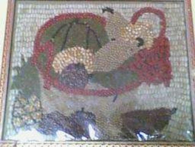 Kolase Montase Mozaik