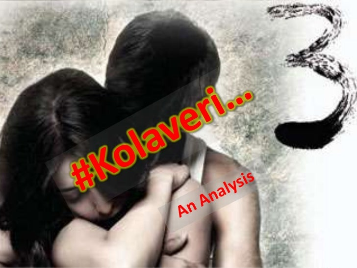 """The Song """"Why this Kolaveri di.."""" became Viral     within a week in India / US / Australia..        Let's Explore Why this..."""