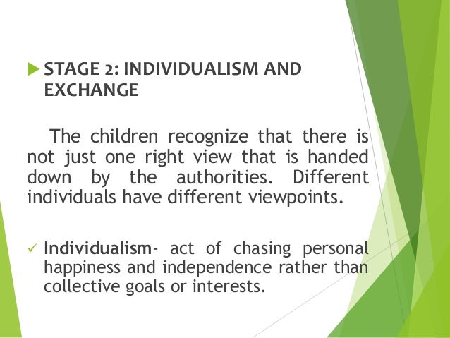 kolbergs stages of moral development How do people learn to make morally sound decisions to illustrate kohlberg's levels of moral development, we'll follow lauren as she makes.