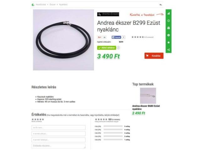 Hogyan tegyük a vásárlást élménnyé egy webáruházban?