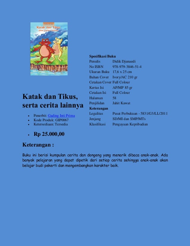 Buku Pengayaan Pelajaran Bahasa Indonesia Dipasarkan Oleh Perusahaan