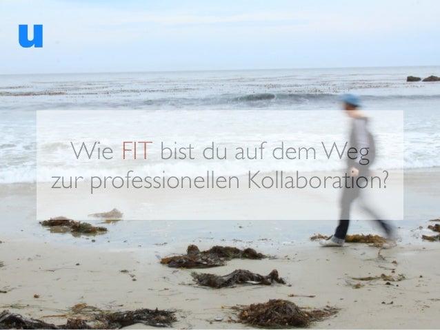 Fitness-Test Kollaboration Slide 2