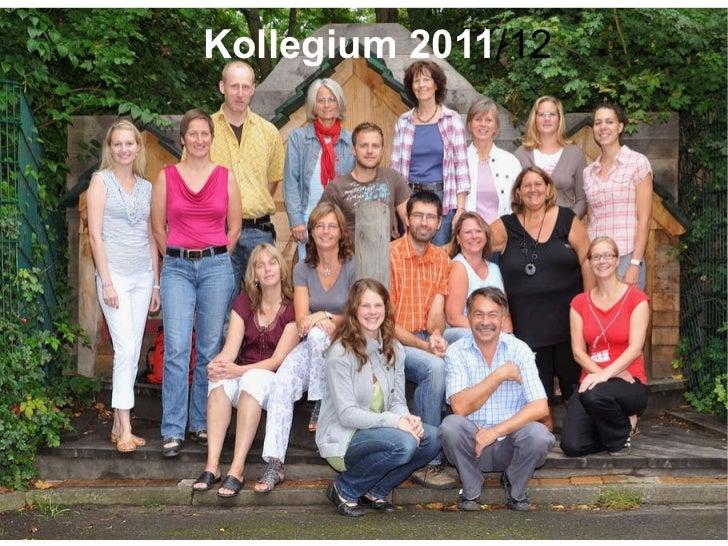 Kollegium 2011 /12