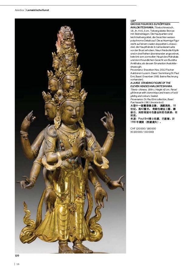 Koller Asiatica Himalaya, China, 6 Juni 2018 - Asian Art Auction