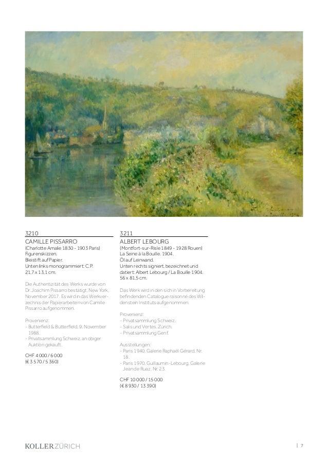 Koller impressionismus klassische moderne freitag 08 for Klassische moderne